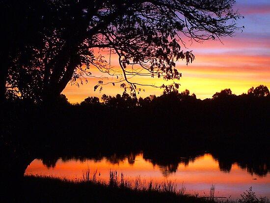 Boring sunset shot by Roboftheland