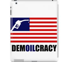 DEMOILCRACY iPad Case/Skin