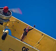 Wing Walker Flyby by Flightcraze