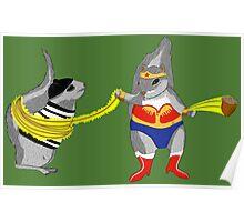 Wonder Squirrel vs. The Evil Nutzis Poster