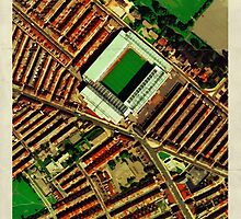 Vintage Football Grounds - Anfield (Liverpool FC) by twelfthman