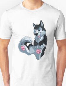 Happy Husky T-Shirt