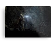 The Lord Of The Ring Metal Print