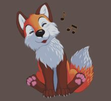 Singing, swinging foxy Kids Clothes