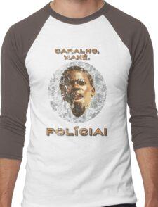 The Second Coming of Zé Dadinho Men's Baseball ¾ T-Shirt