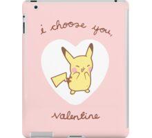 Pikachu Valentine V2 iPad Case/Skin
