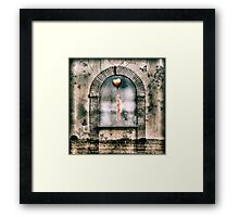 The Lightness Of Love Framed Print