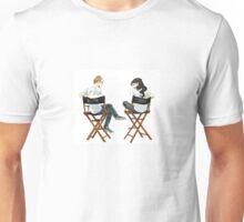 Jesus & Budda Unisex T-Shirt
