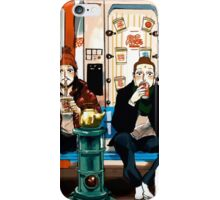 Jesus & Budda iPhone Case/Skin