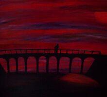 Sunset Dream by Mary Kokoska