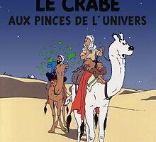 LE CRABE AUX PINCES DE L'UNIVERS by Ivo Lundin Hatje