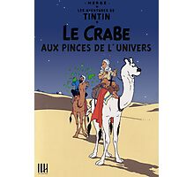 LE CRABE AUX PINCES DE L'UNIVERS Photographic Print