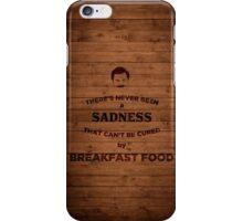 Breakfast Food iPhone Case/Skin