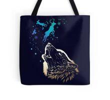 howl of winter Tote Bag