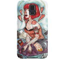 Videogame Babe Samsung Galaxy Case/Skin