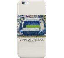 Vintage Football Grounds - Stamford Bridge (Chelsea FC) iPhone Case/Skin