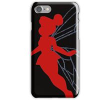 Red Fairy iPhone Case/Skin