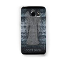 Weeping Angels and Static Samsung Galaxy Case/Skin