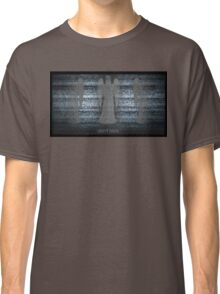 Weeping Angels and Static Classic T-Shirt