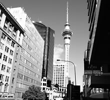 Auckland by richiewright