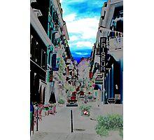 Primary Colors Photographic Print