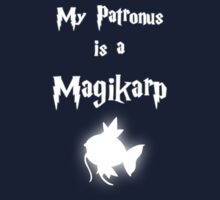 My Patronus Is A Magikarp by OuroborosEnt