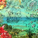 Bermuda and The Sea Venture by SBCStudio
