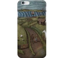 To Ballyclare iPhone Case/Skin