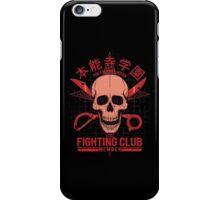 Honnouji Fighting Club iPhone Case/Skin