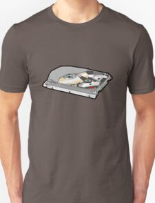COMPUTER HARD DISK T-Shirt