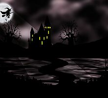The Haunted Castle by Sandra Smith