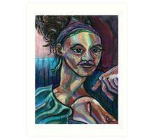 Enticement (Acrylics)- Art Print