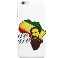 African King iPhone Case/Skin