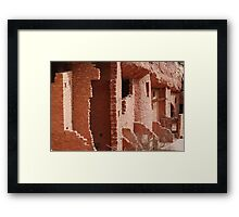 Architectural Amazement Framed Print
