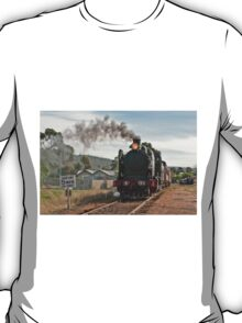 Steaming out of Maldon T-Shirt