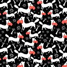 pattern of weasels mice by Tanor