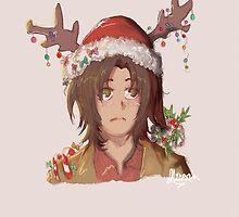 Christmas Sam by ShinArk