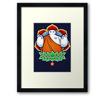 would you like a hug? Framed Print