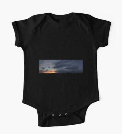 HDR Composite - Fading Sunset One Piece - Short Sleeve