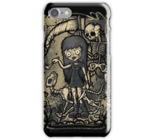 In The Darkness iPhone Case/Skin