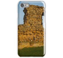 Sandal Castle Golden Hour iPhone Case/Skin