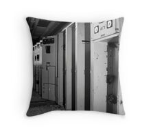 Federal Pacific Throw Pillow