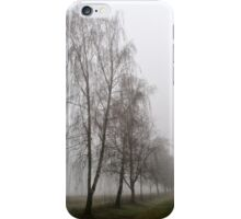 Fog iPhone Case/Skin