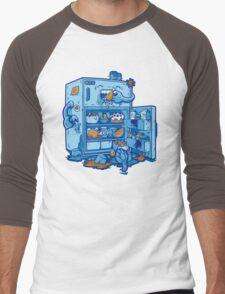 Hungry Men's Baseball ¾ T-Shirt