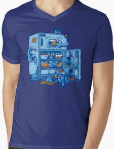 Hungry Mens V-Neck T-Shirt