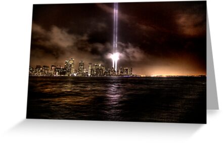 911 Waterfront by Peter Bellamy
