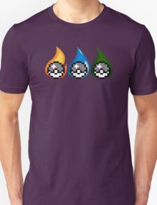Pokèmon: The choice  T-Shirt