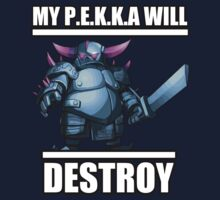 Clash of Clans - My P.E.K.K.A will DESTROY by maxmenick