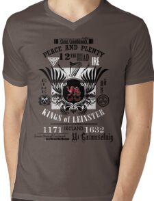 Caomhánach (Kavanagh) Clan Graphic Design Mens V-Neck T-Shirt