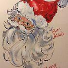 Merry Christmas, Buon Natale, by Ivana Pinaffo